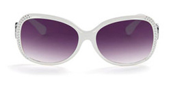 Addison White Sunglasses by Magnolia and Vine available at MyStyleInASnap.com