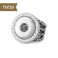 Magnolia and Vine Showstopper Stretch Ring #S1176 available at MyStyleInASnap.com