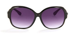 Mini Madeline Sunglasses Black by Magnolia and Vine available at MyStyleInASnap.com