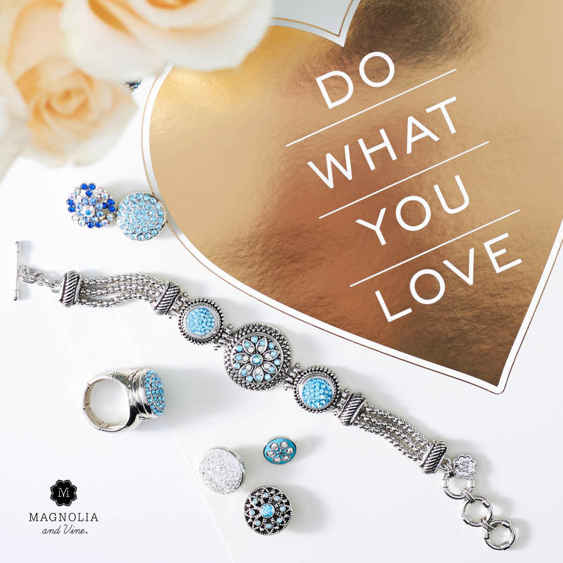 Be in Love with Every Minute of your Life - Join our Magnolia and Vine team today!