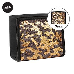 Camo Princess Wraparound Accent Gold/Gunmetal for Versa Handbags - MyStyleInASnap.com