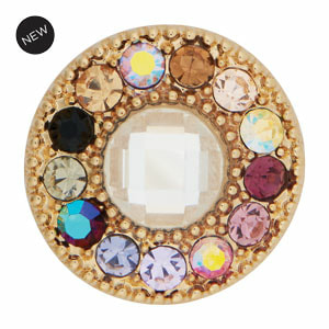 Yellow Gold Color Wheel Multi Snap