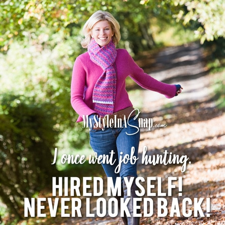 I went job hunting once. Hired myself. Never Looked Back! Click to get the Details.