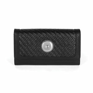 Grand Carly Wallet Black - MyStyleInASnap.com