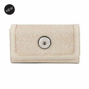 Grand Carly Wallet - Sandstone at MyStyleInASnap.com