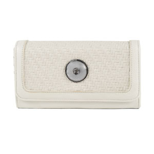 Grand Carly Wallet - White at MyStyleInASnap.com