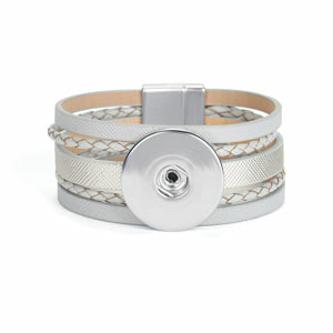 Rexine Grand Jewelry Snap Bracelet at MyStyleInASnap.com