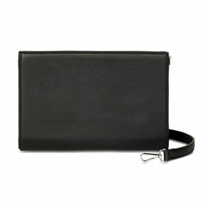 Versa Uptown Clutch with Interchangeable Flaps! Change your look in seconds. Shop MyStyleInASnap.com