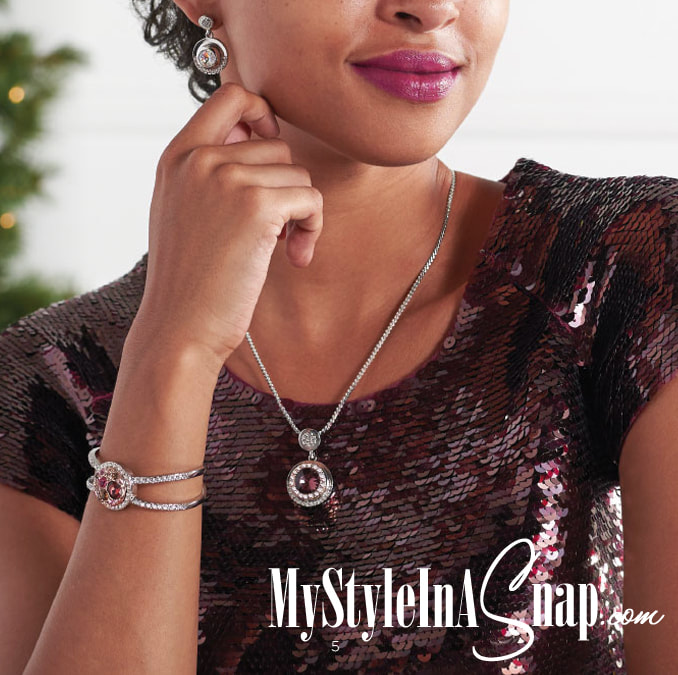 Come see our Holiday 2017 Snap Jewelry Collection. Bracelets, rings, necklaces, rings, handbags and more! Available at MyStyleInASnap.com LOVE IT? Join us and buy it all at consultant prices.