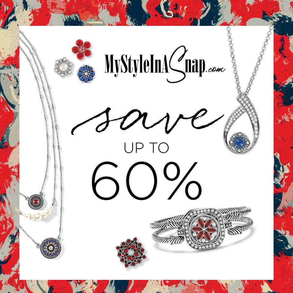 Memorial Day WEEK Sale! UP to 60% Off select items at MyStyleInASnap.com