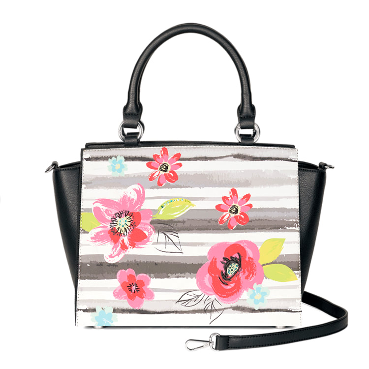 Versa Commuter Winged Tote Bag with interchangeable Flaps!  MyStyleInASnap.com LOVE IT  Join c9a8ceee6c6e1