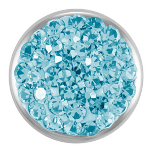 Magnolia and Vine Mini Dazzle Aqua Snap #M0127