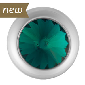 # M0695 Mini Solitaire Emerald Snap