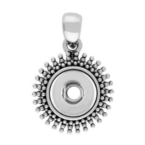 Magnolia and Vine Mini Starburst Pendant #M0187 available at MyStyleInASnap.com - BUY 4 SNAPS, GET 1 FREE!
