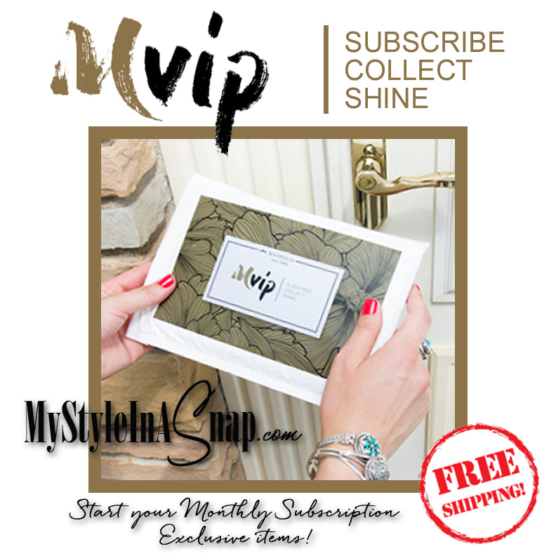 Join Magnolia and Vine's Monthly MVIP program and get exclusive snaps each month! Get the details at MyStyleInASnap.com