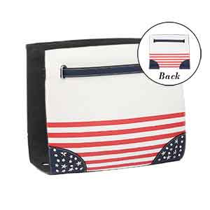 Old Glory Wraparound Accent Red/White/Blue