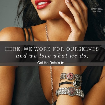 Love every minute of your life! Join our Magnolia and Vine Team today! Jet the details at MyStyleInASnap.com