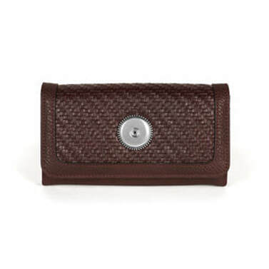 Grand Carly Wallet - Brown at MyStyleInASnap.com