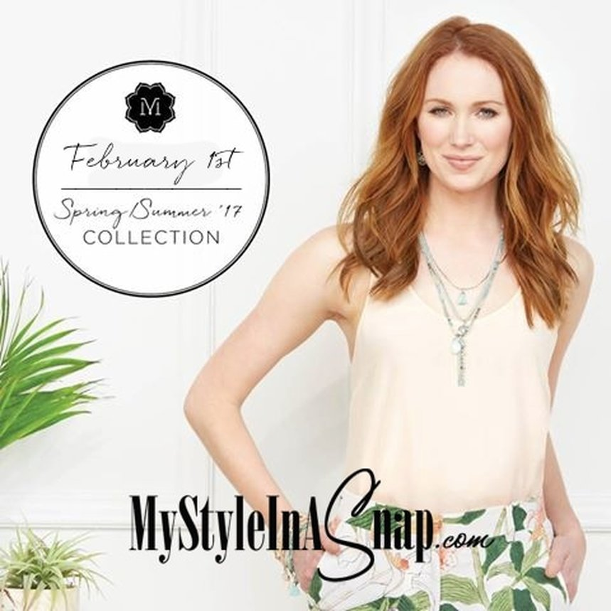 Magnolia and Vine Spring - Summer 2017 Collection available at MyStyleInASnap.com