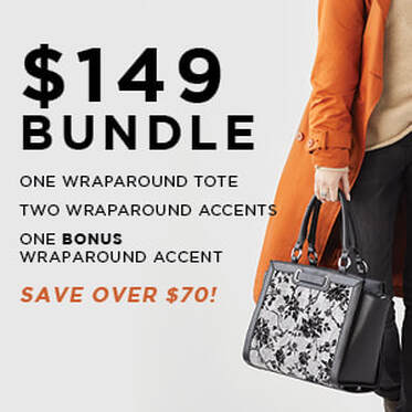 VERSA Tote Bag $149 Bundle & Save at MyStyleInASnap.com