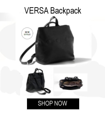 Versa Interchangeable Backpack