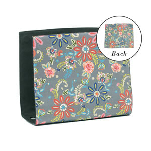 Arboretum Print Wraparound Accent - Grey/Multi for Versa Handbags - MyStyleInASnap.com
