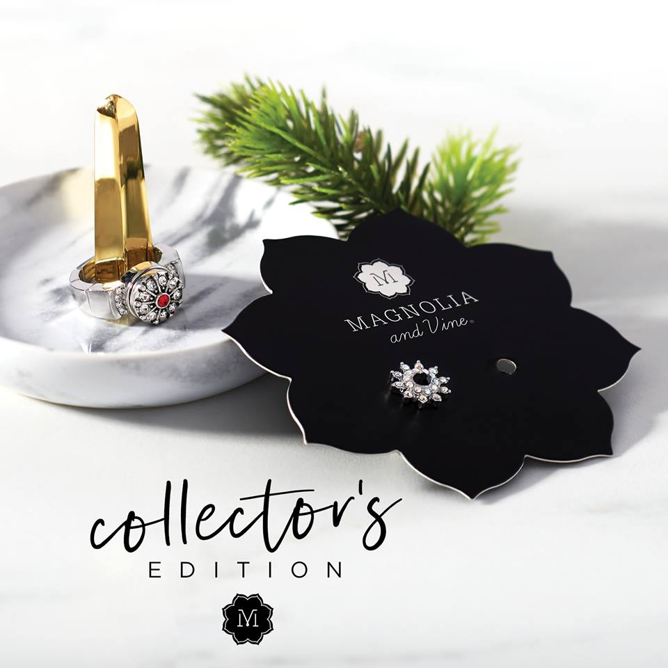 12 Days of Christmas Collector's Edition EXTRAVAGANZA! One new exclusive product introduced each day December 1-12, 2018. Shop MyStyleInaSnap.com LOVE IT? Join us and get it all at consultant prices!