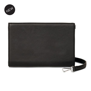 Versa Uptown Clutch - Black at MyStyleInASnap.com
