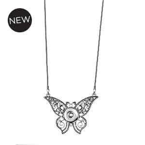 Flutter & Frills Necklace