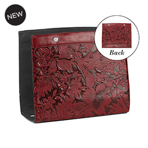 Sheridan Wraparound Accent Red for Versa Handbags - MyStyleInASnap.com
