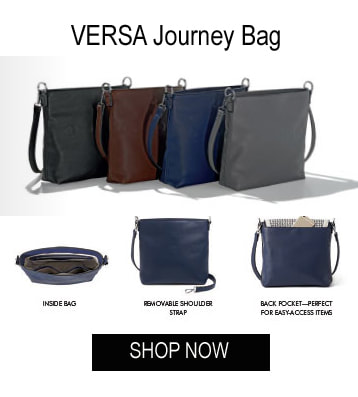 Shop the interchangeable VERSA Journey Handbag at MyStyleInASnap.com