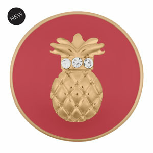 Mini Yellow Gold Pineapple Sweet to the Core Coral Snap